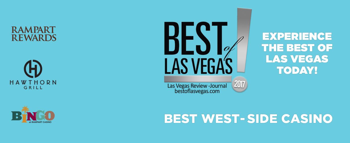 Best of Las Vegas - Best Westside Casino