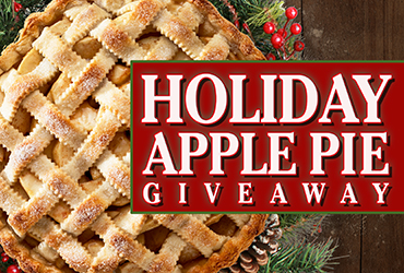 Apple Pie Gift Giveaway - Las Vegas Deals
