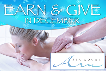 Earn & Give Spa Gift Certificates - Las Vegas Deals