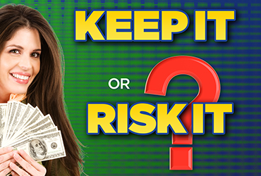$50,000 Keep It or Risk It Giveaway - Las Vegas Deals