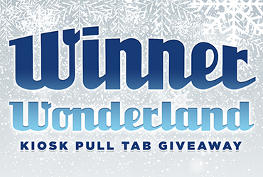 Winner Wonderland Kiosk Pull Tab Giveaway - Las Vegas Casino