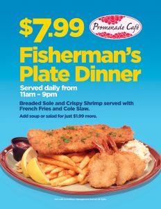 Promenade Cafe offers the best deals among Summerlin Restaurants
