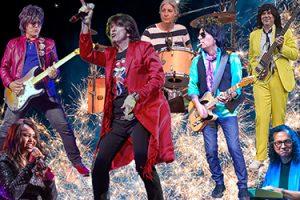 Mick Adams & The Stones - Cascade Concert - Las Vegas Shows