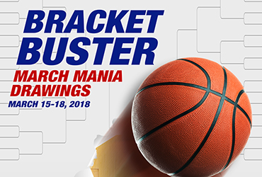 Bracket Buster March Mania Drawings - Rampart Race & Sports Book