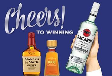 Cheers to Winning - Liquor Giveaway - Las Vegas Deals