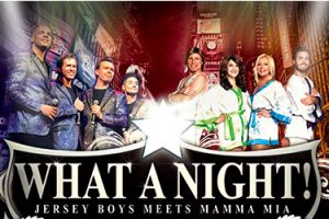 What a Night! Jersey Boys meets Abba - Las Vegas Shows