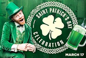 St Patricks Day Celebration march 17 Summerlin Nevada