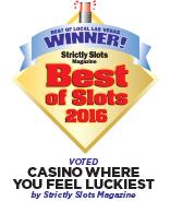 Las Vegas Best Slots Award