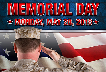 Image result for memorial day 2018