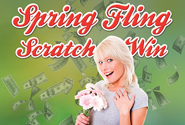 Spring Fling Scratch & Win Casino Game Las Vegas Deals