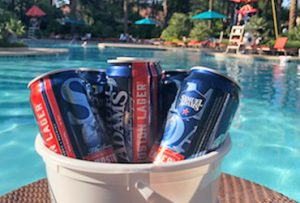 Pool Drink Special