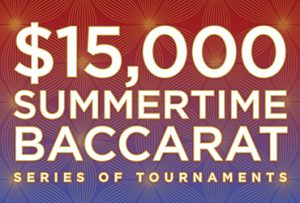 Baccarat Tournament