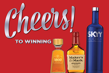Cheers to Winning - Liquor Giveaway - Las Vegas Deals