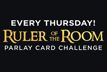 Ruler of the Room Parlay Card Challenge