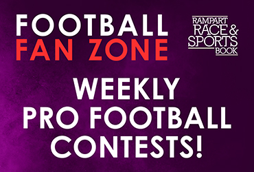 Weekly Pro Football Contests!