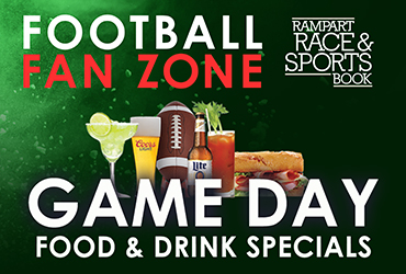 Football Season Food and Drink Specials