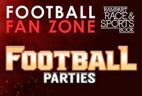 Monday & Thursday Night Football Parties