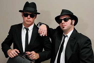Fairchild's Blues Brothers
