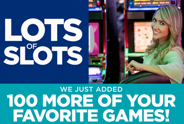 Rampart Casino - Las Vegas Casino - Lots of Slots