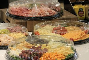 Clubhouse Deli Party Platters