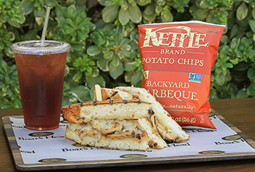 Ultimate Grilled Cheese Combo Meal
