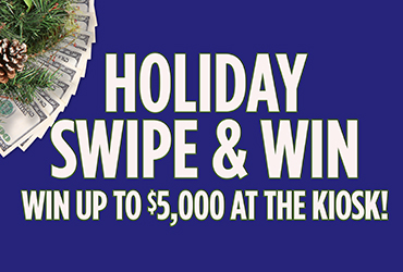 Holiday Cash Swipe & Win - Las Vegas Deals