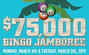 Bingo Jamboree rampart las vegas bingo