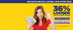 verified looser slots las vegas casino