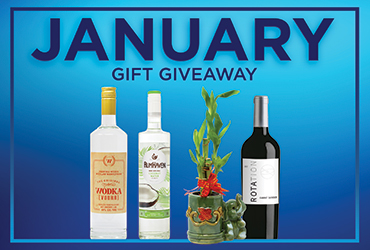 January Gift Giveaways - Las Vegas Deals