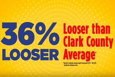 36% Verified Looser Slots at Rampart Casino