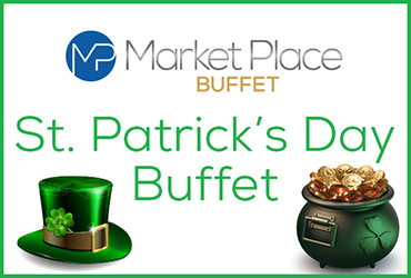 St. Patrick's Day Dinner Buffet
