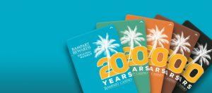 Happy 20th Anniversary to Rampart Casino!