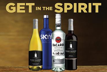 Get in the Spirit Weekly Gift Giveaways - Las Vegas Deals