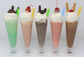 las vegas restaurants signature milkshakes