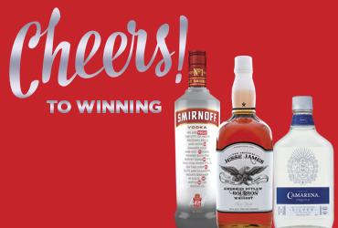 Cheers to Winning Liquor Giveaway - Las Vegas Deals