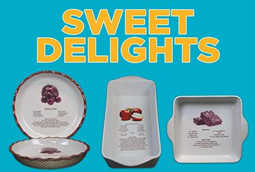 Sweet Delights Dessert Bakeware Giveaway - Las Vegas Deals