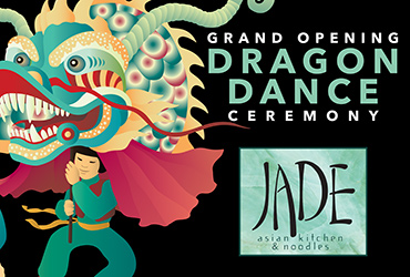 Grand Opening Dragon Dance Ceremony