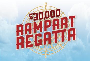 $30,000 Rampart Regatta Drawings