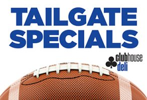Tailgate Specials