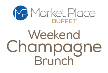Weekend Champagne Brunch