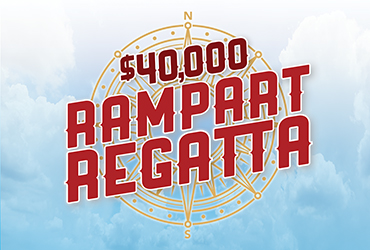 $40,000 Rampart Regatta Drawings