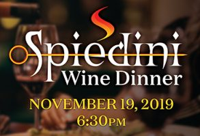 Spiedini Monthly Wine Dinner