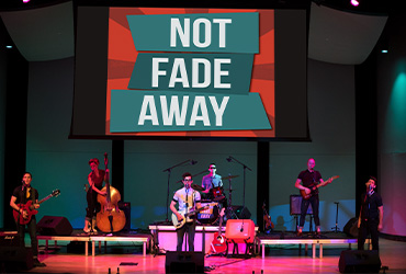 Not Fade Away - A Tribute to Buddy Holly