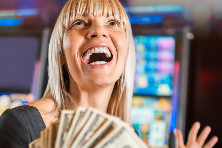 Rampar Casino has the best and newest Las Vegas Slots.