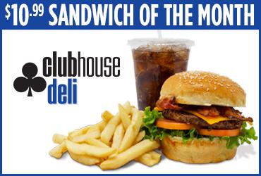 Cheddar BLT Burger