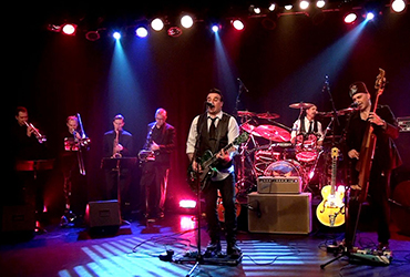 Rock this Town - A Tribute to the Brian Setzer Orchestra