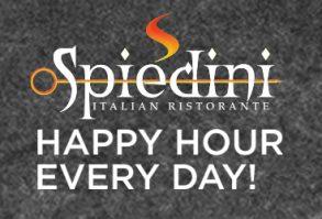 Spiedini Happy Hour