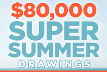 $80,000 Super Summer Drawings