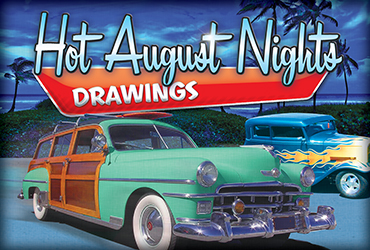 Hot August Nights Drawings
