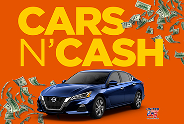 Cars N' Cash Giveaway